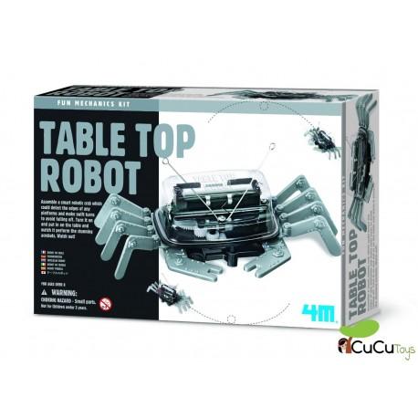 4M - Cangrejo robótico, juguete educativo