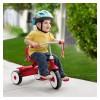 Radio Flyer - Triciclo plegable