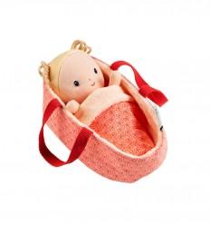 Lilliputiens - Bebé Louise, muñeca de peluche