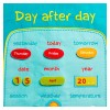 Lilliputiens - Day after day (Inglés), mi primer calendario de tela