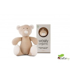 Wooly Organic - Osito de peluche