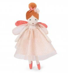 Moulin Roty - Pink Fairy little Doll - Once upon a time