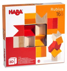 HABA - Rubius, 3D composition game