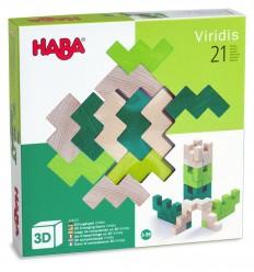HABA - Viridis, 3D composition game