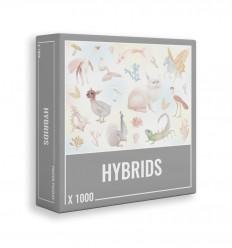Cloudberries - Hybrids, 1000 pz puzzle - Cucutoys