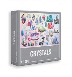 Cloudberries - Crystals, 1000 pz puzzle - Cucutoys