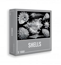 Cloudberries - Shells, quebra-cabeças de 1000pz - Cucutoys