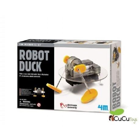 4M - Pato robótico, juguete educativo