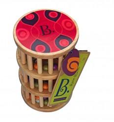 B You- A-Maze Rain Rush - Palo de lluvia de madera