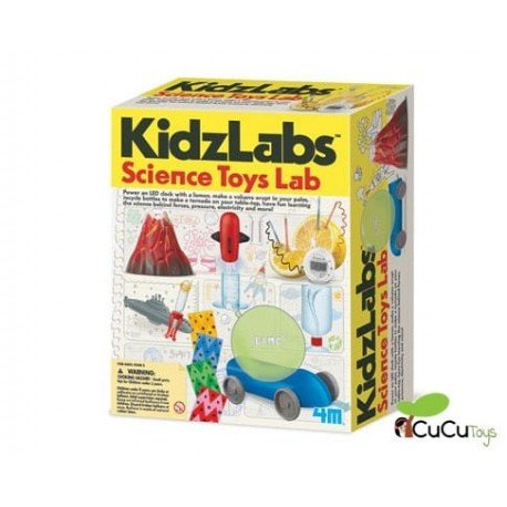 4M - SCI-TOYS LAB, juguete educativo