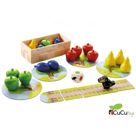 HABA - Mis primeros juegos – Primer frutal, juego de mesa