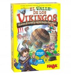 HABA - El valle de los vikingos, juego de mesa