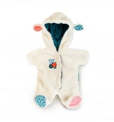 Lilliputiens - Pelele de oveja para muñeco de peluche