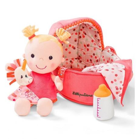 Lilliputiens - Bebé Louise, juguete de peluche