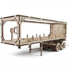 UGears - Remolque para VM-03, kit de madera 3D