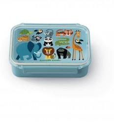 Crocodile Creek -  Bento box, diseño Amigos de la Jungla