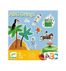 Djeco - Juego ABC Dring