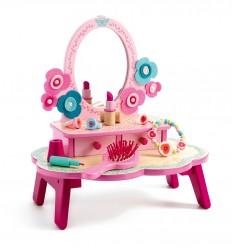 Djeco - Tocador de Flora, juguete de imitación