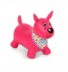 Ludi - Mi perro saltarín rosa