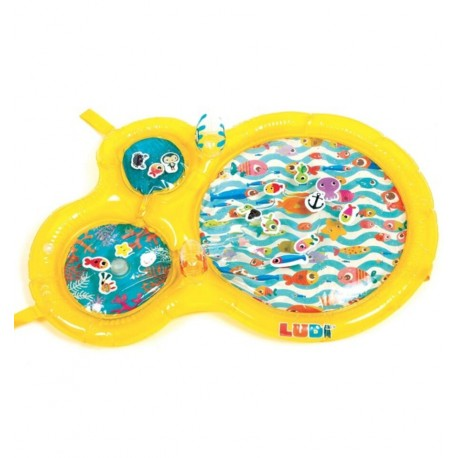 Ludi - Colchoneta sensorial de agua