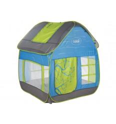 Djeco - Multicoloured fabric hut