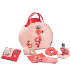 Lilliputiens - Saco de Anaïs la flamingo - Cucutoys