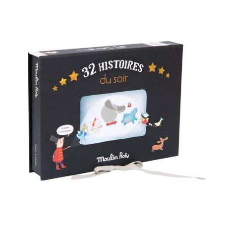"""Moulin Roty - Caja de cine """"Deluxe"""" (32 discos)"""