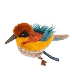 Moulin Roty - Pájaro Abejaruco de peluche - Alrededor del Mundo