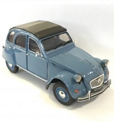 Welly - Citroen 2CV  1:24 (1979), coche de juguete