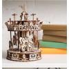 UGears - Carrossel, kit de madeira 3D