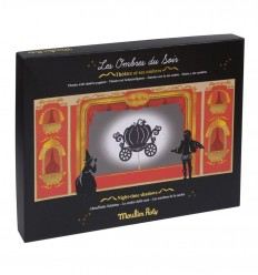 Moulin Roty - Teatro de Sombras Cinderela - Les Ombres du Soir