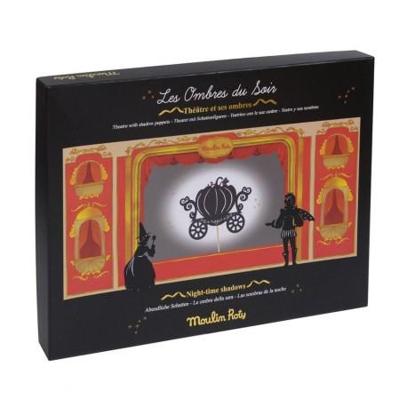 Moulin Roty - Teatro de sombras La Cenicienta