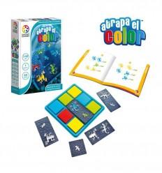 Smart Games - Atrapa al Color - Cucutoys