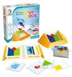 Smart Games - Colour Code - Cucutoys