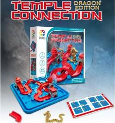 Smart Games - Temple Connection Dragon - Cucutoys