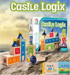 Smart Games - Castle Logix - Cucutoys