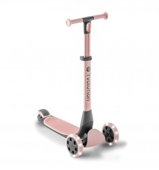 Yvolution - Yglider Kiwi Scooter Pink