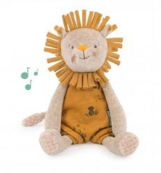 Moulin Roty - Leão musical Paprika - Sous Mon Baobab - Cucutoys