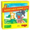 HABA - Mis primeros juegos:  Animal sobre animal, juego de mesa