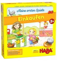 HABA - Mis primeros juegos - De compras, juego de mesa