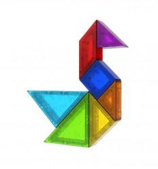 Kebo - Magfun Tangram 3D, juguete magnético de construcción