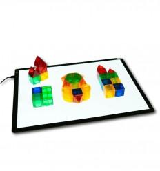 Tableta de luz A4 regulable