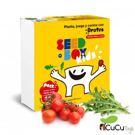 SeedBox - Huerto educativo KIDS - Brotes