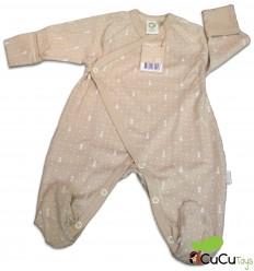 Wooly Organic - Pijama ecológico para bebés