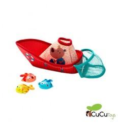 Lilliputiens - Barcos de pesca, juguete de baño