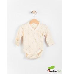 Wooly Organic - Bodie ecológico para bebés