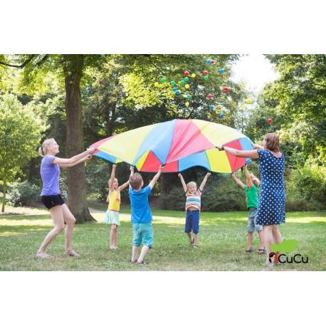 BuitenSpeel - Paracaidas, juguete de aire libre