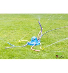 BuitenSpeel - Festival de agua Pulpo, juguete de aire libre