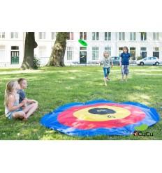BuitenSpeel - Disco Deluxe, Diana gigante, juego de aire libre