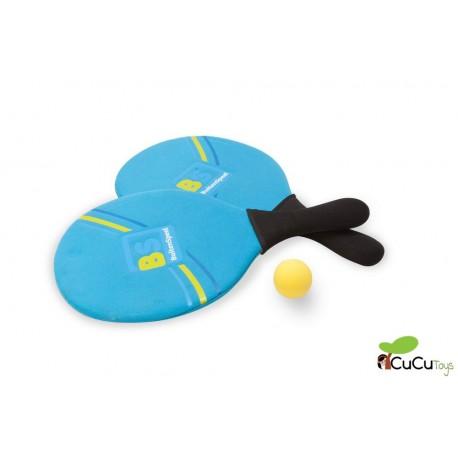 BuitenSpeel - Raquetas de playa, juguete de playa